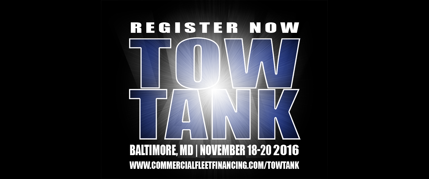 Register for Tow Tank